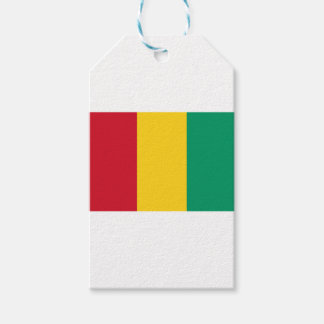 Low Cost! Guinea Flag Gift Tags