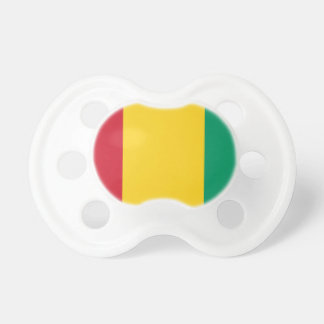Low Cost! Guinea Flag Pacifiers