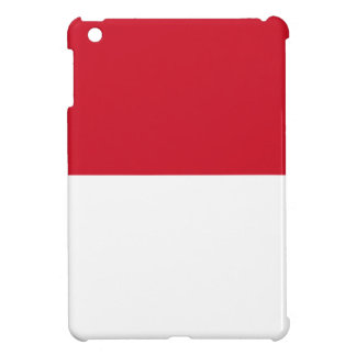 Low Cost! Indonesia Flag Case For The iPad Mini