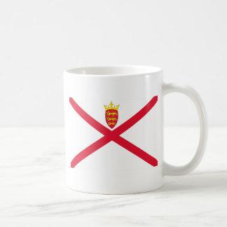 Low Cost! Jersey Flag Coffee Mug