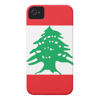 Low Cost! Lebanon Flag iPhone 4 Case-Mate Case