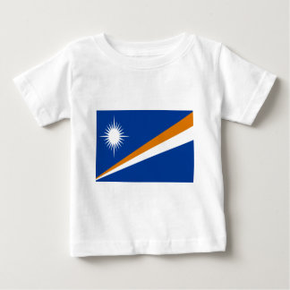 Low Cost! Marshall Islands Flag Baby T-Shirt