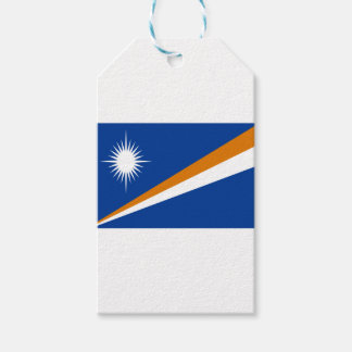 Low Cost! Marshall Islands Flag Gift Tags