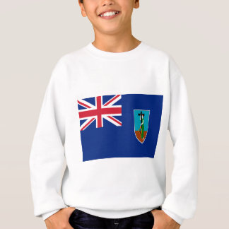 Low Cost! Montserrat Flag Sweatshirt