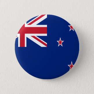 Low Cost! New Zealand Flag 6 Cm Round Badge
