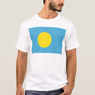 Low Cost! Palau Flag T-Shirt