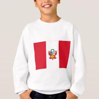 Low Cost! Peru Flag Sweatshirt