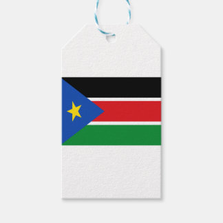 Low Cost! South Sudan Flag Gift Tags