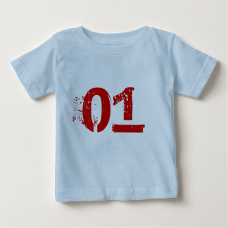 Lowder: No. 1 Baby T-Shirt