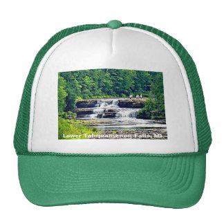 Lower Tahquamenon Falls & People, Michigan Trucker Hat