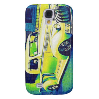 Lowrider Vintage Auto Galaxy S4 Case