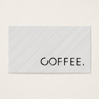 Loyalty Coffee Punch Wood Look #9