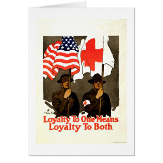 Loyalty to one means loyalty to both card
