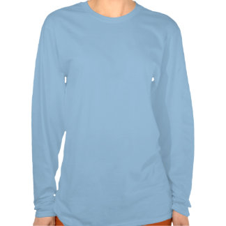 LRC: Jollywood Jitters Brown LS-Ladies Tee Shirts