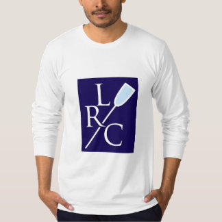 LRC logo - long sleeve T-Shirt