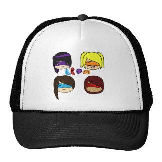 LRDM MESH HATS