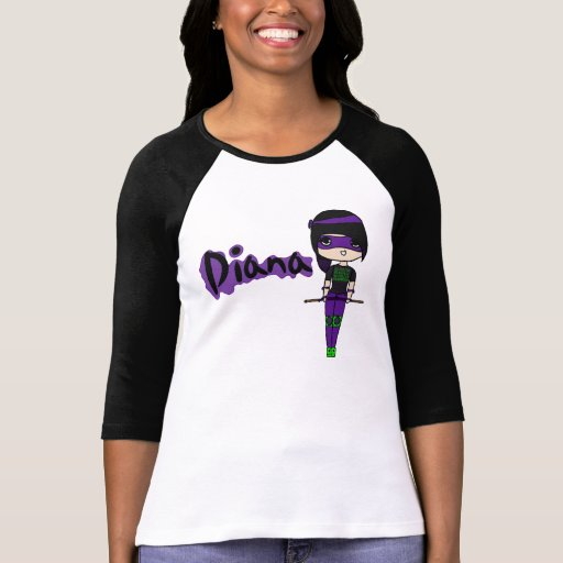 LRDM Diana T-shirt