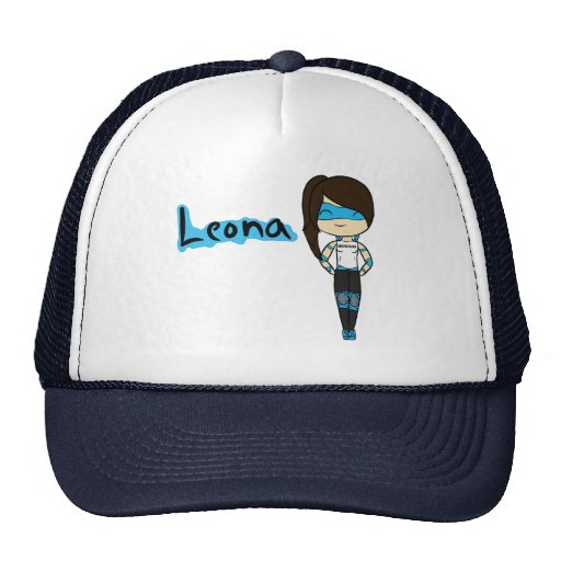 LRDM Leona Trucker Hats