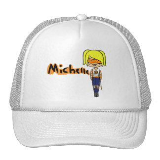 LRDM Michelle Trucker Hats