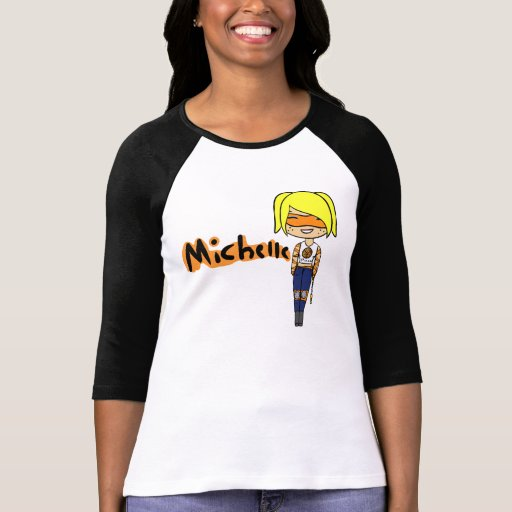LRDM Michelle T-shirts
