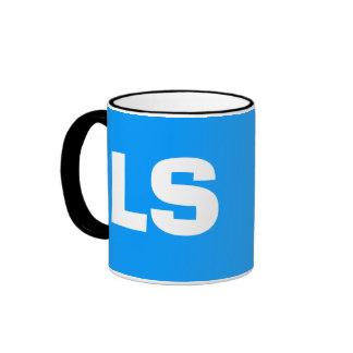LS Lesotho* Country Code Mug