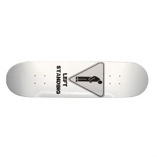 LS logo Skate Board