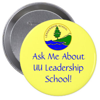 ls logo tnsp, Ask Me About UU Lead... - Customized Pin