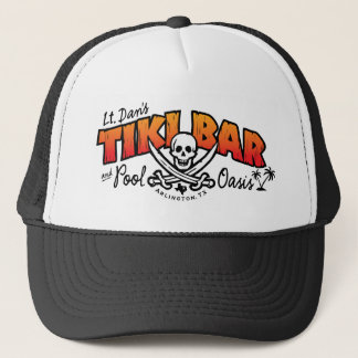 Lt. Dan's Tiki Bar & Pool Oasis Merchandise Trucker Hat