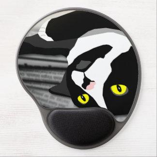 Lucas upside-down mouse mat gel mouse pad