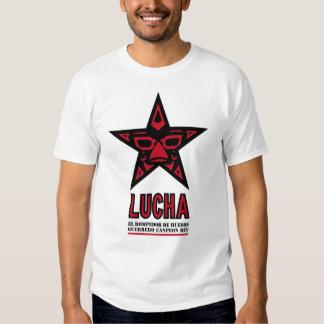 LUCHA LIBEY TSHIRTS