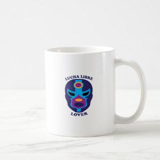 Lucha Libre Lover Coffee Mugs