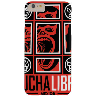 LUCHA LIBRE MEXICO dos smart phone case Barely There iPhone 6 Plus Case