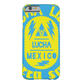 LUCHA LIBRE MEXICO smart phone case Barely There iPhone 6 Case