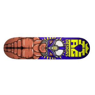 Lucha Libre  Skateboard