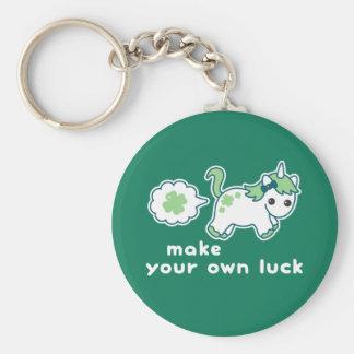 Luck Farting Unicorn Key Ring