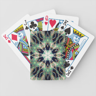 Luck of the Irish Flowers Bicycle Playing Cards
