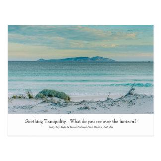 Lucky Bay, Western Western Australia Postcard