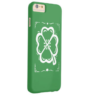 Lucky Clover Green iPhone 6/6s Plus Case
