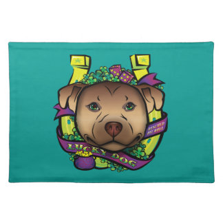 Lucky Dog Placemat