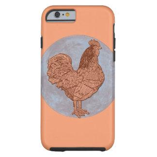 Lucky Fire Bird | tech case Tough iPhone 6 Case