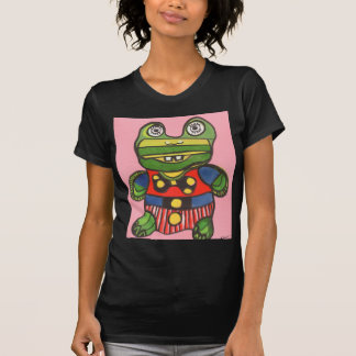 Lucky Frog T Shirts