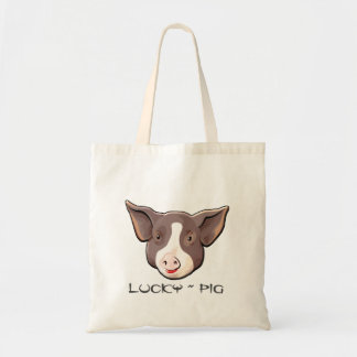 Lucky Pig | tote