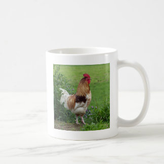 Lucky rooster coffee mugs