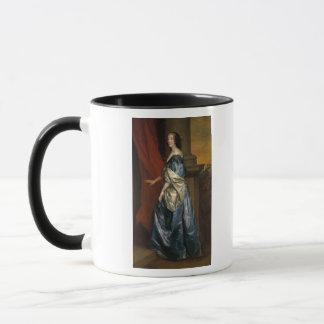 Lucy Percy, Countess of Carlisle  c.1637 Mug