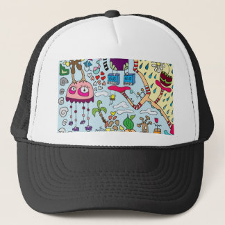 Lucy Trucker Hat