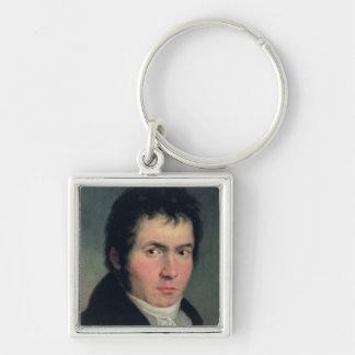 Ludwig van Beethoven , 1804 Key Ring