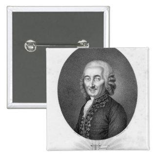 Luigi Boccherini 15 Cm Square Badge