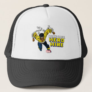 Luke Cage Breaking Free Trucker Hat