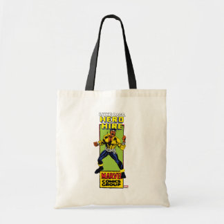 Luke Cage Comic Graphic Tote Bag