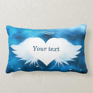 Lumbar Pillow 13 x 21 - Angel of the Heart Cushion